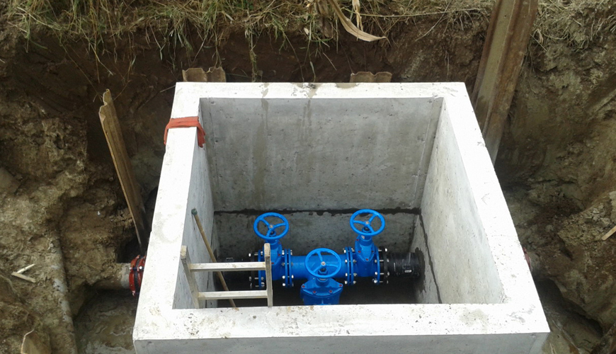 Improving the quality of drinking water in the Barcs region